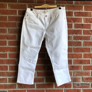 Seven7 Cropped Jeans - Size 8